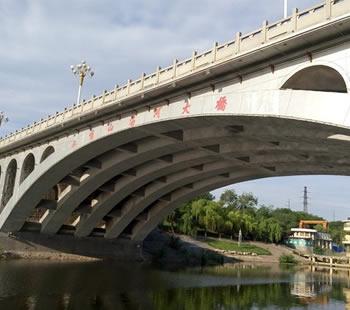 <b>中兴路湛河桥</b>